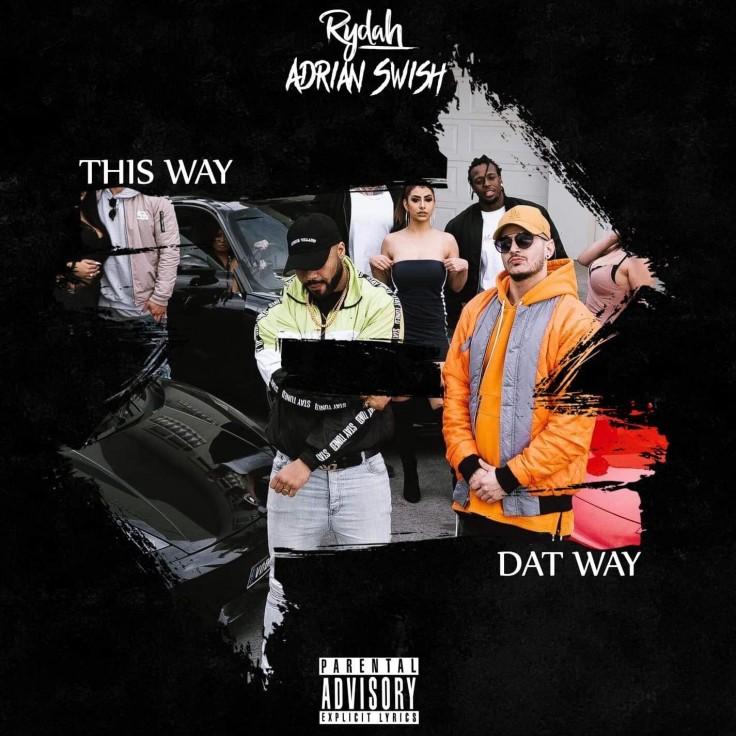 This Way Dat Way Album Artwork